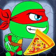 Ninja jump: Mutant kids adventure HD game