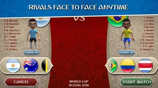 Football World Cup - Football Kids Screenshot
