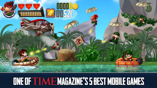 Ramboat - Shooting Action Game Play Free & Offline Screenshot