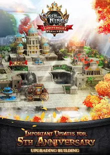 Clash of Kings : Eight Kingdoms Conflict Screenshot