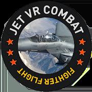 Jet VR Combat Fighter Flight Simulator VR Game