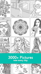 Paint.ly Color by Number - Fun Coloring Art Book Screenshot
