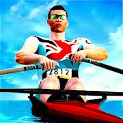 Olympic Boat Rowing : Boat Racing Simulator