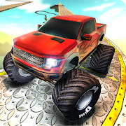Impossible Tracks Monster Truck Trial Challenge 3D
