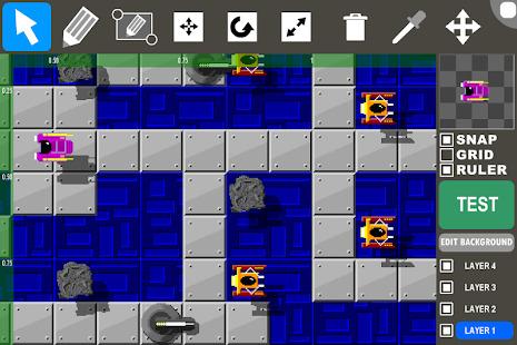 Game Creator Demo Screenshot