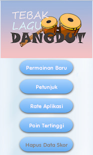 Guess Dangdut Songs Screenshot