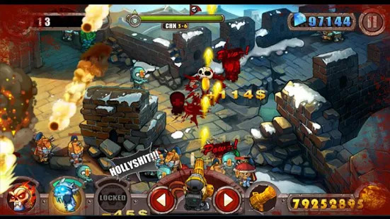 Zombie Evil Screenshot