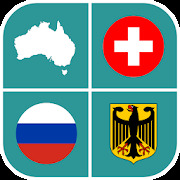 Geography Quiz - flags, maps & coats of arms