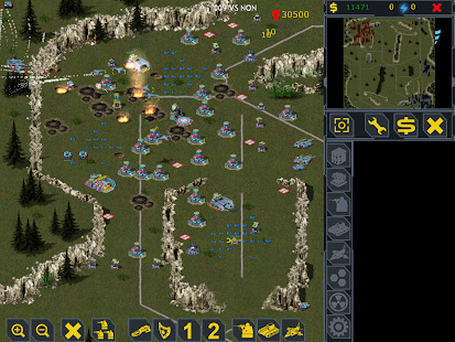 RedSun RTS: Strategy PvP Screenshot
