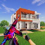 House Destruction Smash Destroy FPS Shooting House
