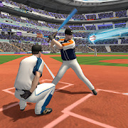 Baseball Home Run Clash - all star baseball game