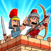 Empire Rush: Rome Wars & Defense Tower Game