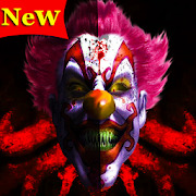 Pennywise Granny Evil clown-Ink Machine game