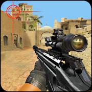 Army Sniper 3d 2019: Desert Battleground