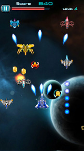 Galaxy Shooter : Attack Space Shooting Rad Alien Screenshot