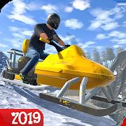 Snow Mountain Boat Bike Racing 2019 - Snow Boat