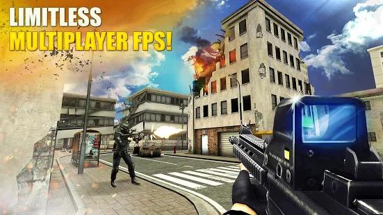 Counter Assault - Online FPS Screenshot