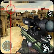 Desert Military Sniper 3D : Army Sniper Shooter