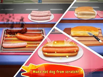 SUPER Hot Dog Food Truck! Screenshot