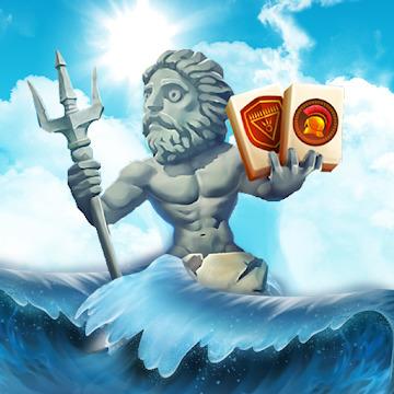 Mahjong Olympus Gods - Titan Adventure