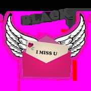 Black PinK Messenger Chat Call Prank