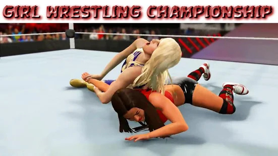 Girl Wrestling Championship Real Girl Fight 2019 Screenshot