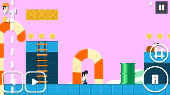 Mr Maker Level Editor Screenshot