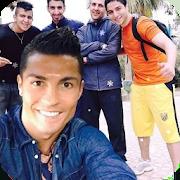 Selfie With Ronaldo!