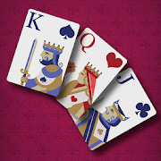 Classic FreeCell solitaire challenge