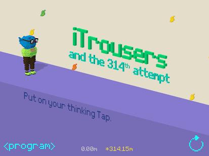 iTrousers Screenshot