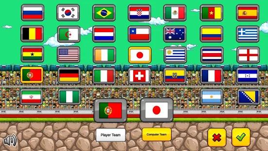 Head To Head Soccer League: Fun Football Simulator Screenshot