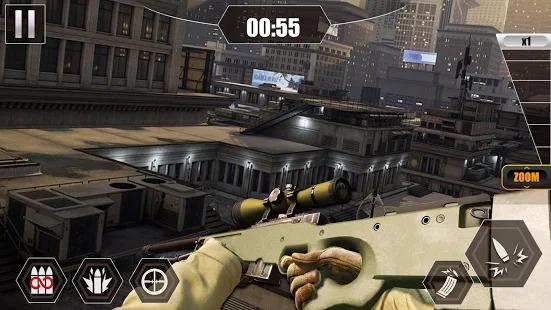 Target Shooting Master- Free sniper shooting game Screenshot