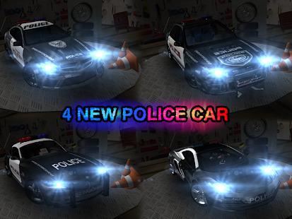 Police Hot Pursuit Screenshot