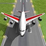 Pilot Plane Landing Simulator - Airplane games