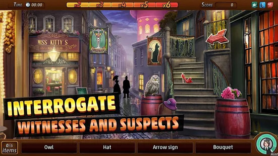 Criminal Case: Mysteries of the Past Screenshot