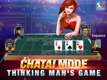 Teen Patti by Octro - Indian Poker Card Game Screenshot
