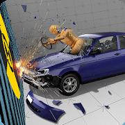 Crash Test Lada Taz Simulator