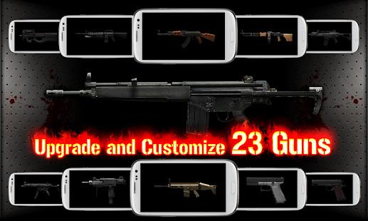 GUN ZOMBIE Screenshot