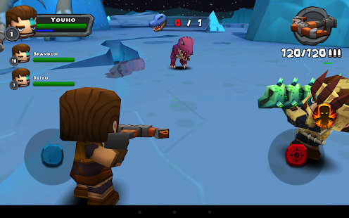 Call of Mini Dino Hunter Screenshot