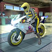 Motorbike Simulator Stunt Racing