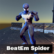 BeatEmups Spider and Enemy 2019