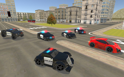 Police Chase: Thief Pursuit Screenshot