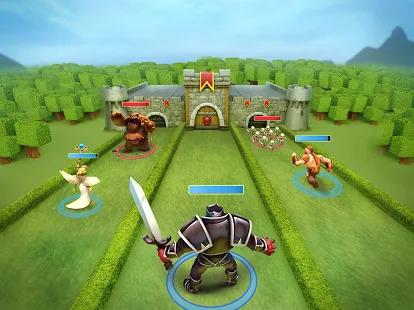 Castle Crush: Epic Battle - Free Strategy Games Screenshot
