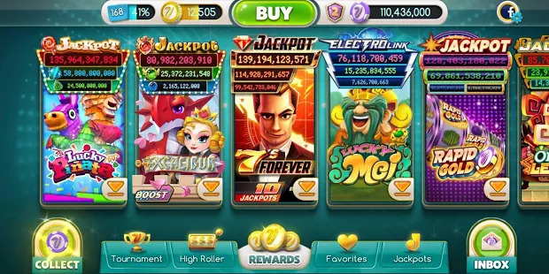 myVEGAS Slots - Las Vegas Casino Slot Machines Screenshot