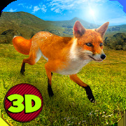 Wild Fox Survival Simulator 3D