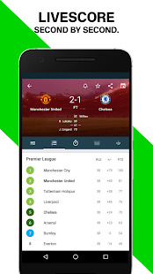 Forza Football - Live soccer scores Screenshot