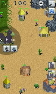 Medieval Empires RTS Strategy Screenshot
