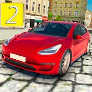 Electric Car Driver 2 : Real Car Driver Sim