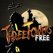 Three Towers Solitaire Free