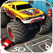Monster Truck Parking New : Truck Simulator 2018